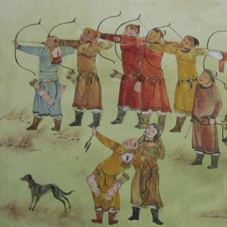 MONGOL ARCHERY CULTURE